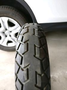 Continental tkc motorcycle tire 150/70/17