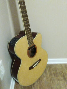 Electro-acoustic Ibanez in excellent condition. Kitchener / Waterloo Kitchener Area image 1