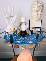 Psychic Tasha Palm & Tarot Card Readings $20 SPECIAL