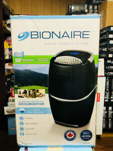 New !!! Dehumidifier By Bionair 20L --Free Delivery