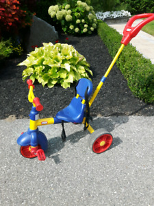 Little tikes 3 in 1 tricycle