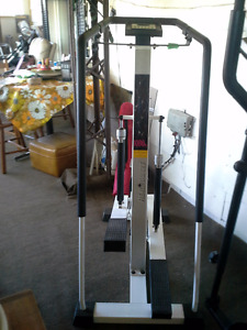 1 Health Ware stepper    $75.     ab twister $50