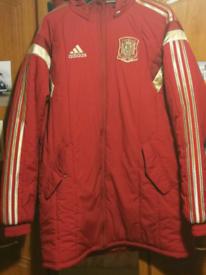 Spain hooded coat