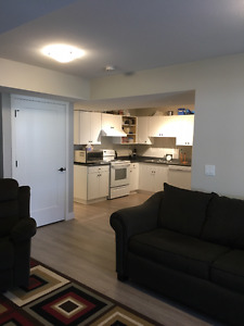 Beautiful New 1 BD Day light Basement suite in Westsyde