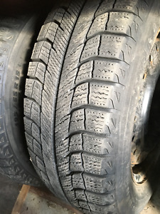 4 michelin X-ICE 195/65 R15