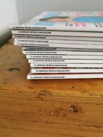 Slimming world magazines 2018/19