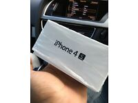 iPhone 4s black unlocked can deliver
