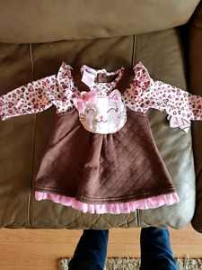 Baby girl dress  size 6mths. Tags still on