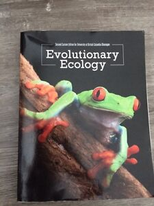 Evolutionary Ecology UBCO custom second edition