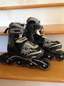 Patins à roues alignées -  junior ajustable