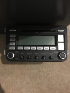 VW GOLF/JETTA Stereo/Radio