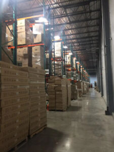 General Labour (Warehouse worker & Packing) in Vaudreuil-Dorion