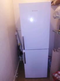 Hotpoint 6ft fridge freezer