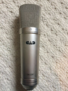 CAD GXL2200 Cardioid Condenser Microphone - 90$ OBO