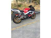 Fireblade 929 trade Mx bike