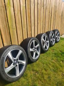 Volvo V40 R-Design Alloy Wheels x5