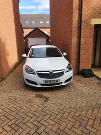 2016 vauxhall insigia for sale. £7250