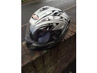 Motorcycle helmet - Arashi