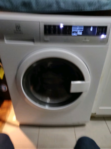 """NEW Electrolux 24"""" Front load washer with steam"""