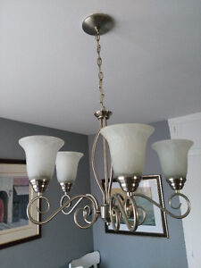Dining Room Chandelier $60 OBO