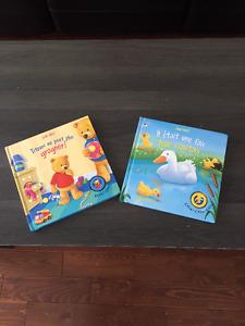 Livres d'histoire pour enfant