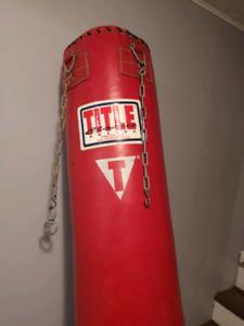 6ft+ Heavy Bag
