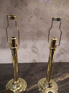2 Partylite candle lamps Cambridge Kitchener Area image 2
