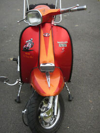 Lambretta AF Rayspeed 250cc