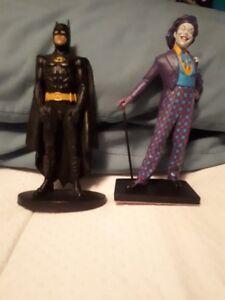 1989 BATMAN & JOKER Movie Statuettes 4 Sale !!!!!!!!!!!!!!