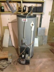 25 Gallon Oil Fired Water Heater