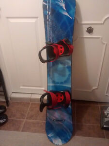 150cm snowboard Kitchener / Waterloo Kitchener Area image 1