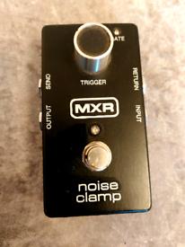 Mxr noise clamp