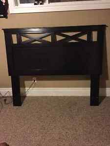 Queen Size Wooden Headboard! LIKE NEW!!