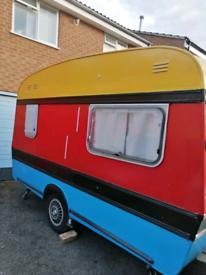 Off Grid Caravan