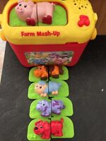 Leap Frog Farm Sounds