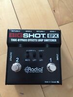 Big shot effects loops switcher