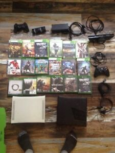 Xbox 360 and xbox 360 and Xbox one games