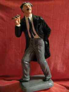 Groucho Marx Royal Doulton figurine