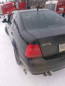 Jetta for sale. Selling cause I bought a truck price obo