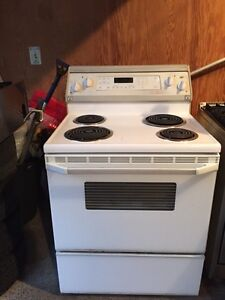 Used Kitchen Aid Stove