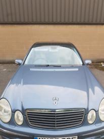 Mercedes e320 v6