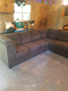 Nice sectional couch