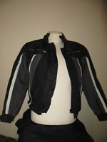 "Extra-Small SPYKE ""City"" Motorcycle Jacket with Padding & Liner"