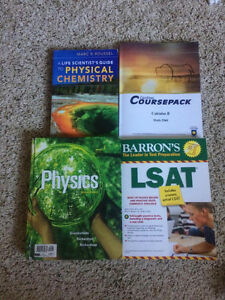 Selling LSAT Prep Book, Misc. Textbooks