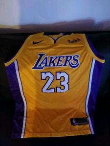 Brand new Lebron James jersey