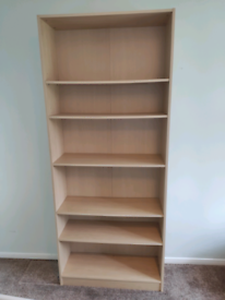 Tall Pine Bookshelf