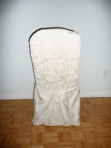 Banquet Hall Chair Covers for sale