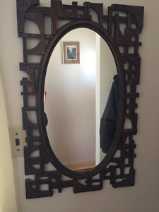 a great wall mirror