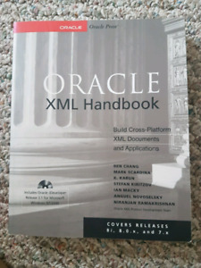 Oracle XML handbook