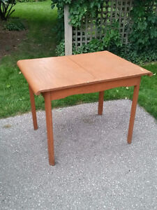 Old Wood Table